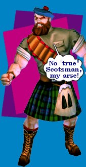 Straw kilts are great for when you're putting the cart before the horse.